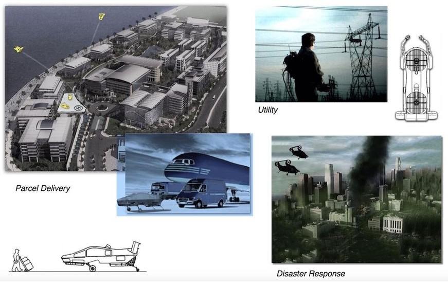 Drone Serbaguna Cormorant  Siap Dipasarkan 2020