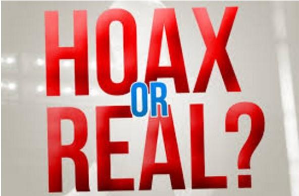 Banyak Orang Percaya Hoax karena Lebih Mudah Dicerna