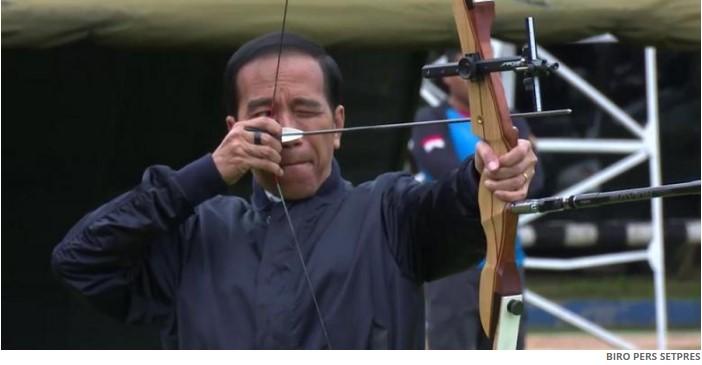 Jokowi, Panahan, Penyebar Hoax, dan Ihwal Angin