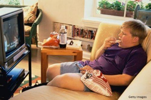 Kurang bergerak menaikkan risiko terkena diabetes pada anak.