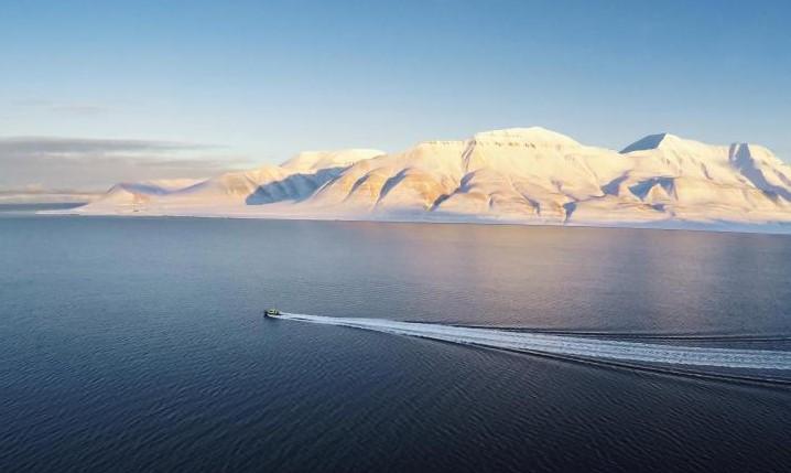 Gudang Arsip Digital Dunia Mulai Dioperasikan di Svalbard