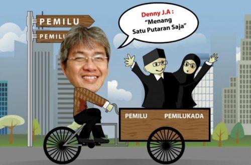 Akankan rasionalitas warga DKI Jakarta kembali mengalahkan ramalan lembaga survei?