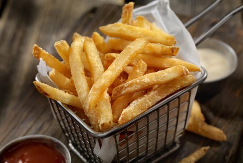 Makan Kentang Goreng Tiga Porsi per Minggu Tingkatkan Risiko Kematian