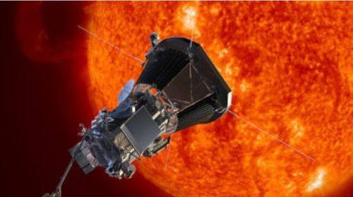 Parker Solar Probe, wahana NASA untuk misi ke matahari. (NASA)