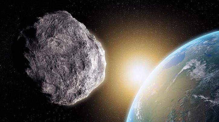 Asteroid Dekati Bumi 12 Oktober, NASA Latihan Darurat Bencana