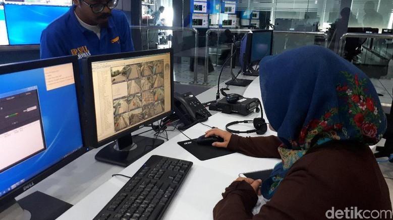 PT Setuju Rekaman CCTV jadi Bukti Tilang di DKI