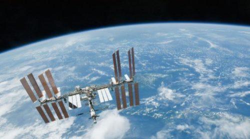 Stasiun Antariksa Internasional (ISS). (nasa.gov)