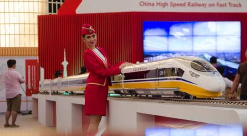 Kereta Cepat Jakarta-Bandung pada tahap finalisasi perjanjian.