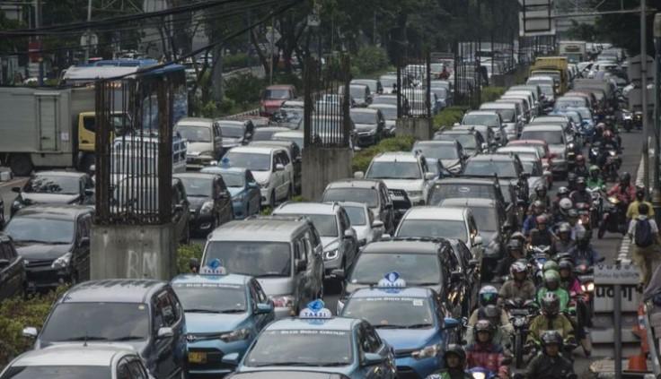 Kerugian Kemacetan di Jabodetabek Rp 100 Triliun per Tahun