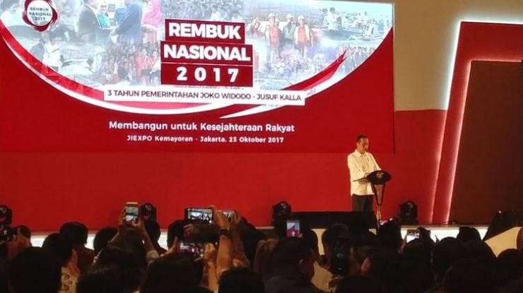 Jokowi: Dulu Semua Dikerjain … Ya Habis Nggak Jelas