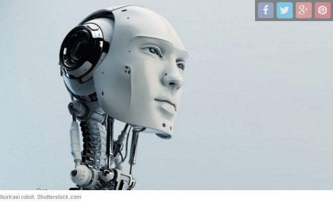 AS Gelontor Hampir US$ 1 Miliar untuk Robot Supercanggih